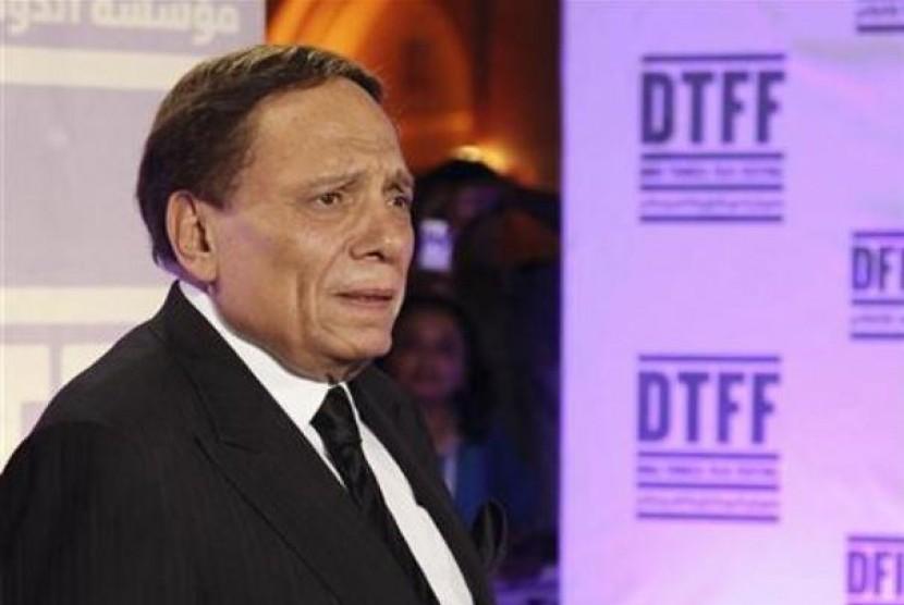 Sutradara, aktor, seniman Arab Saudi, Adel Iman dituding memfitnah Islam.