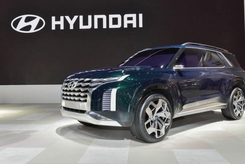 Rasio kendaraan ramah lingkungan dari total penjualan Hyundai justru meningkat (Foto: ilustrasi Hyundai)