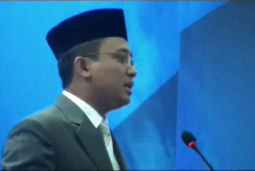 Suwendi, Alumni Pesantren Babakan Ciwaringin Cirebon