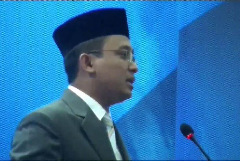 Suwendi, pengamat pendidikan islam