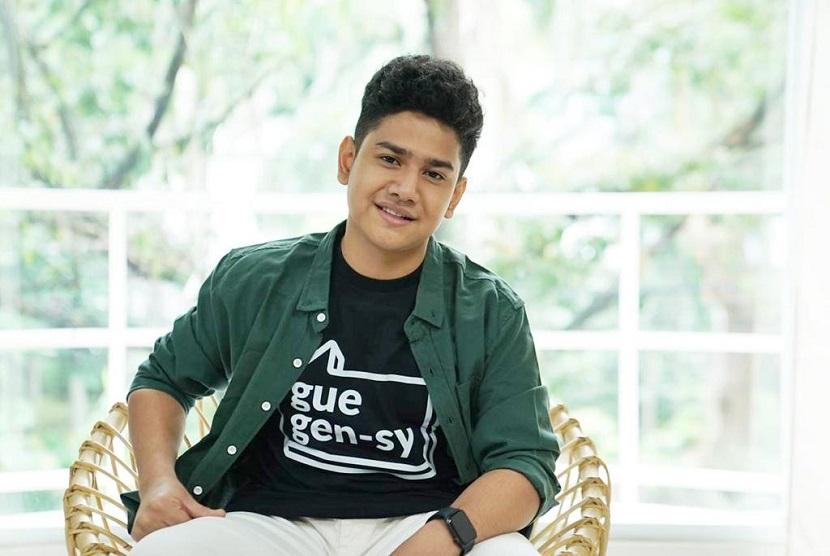 Syakir Daulay, aktor, penyanyi dan Youtuber muslim