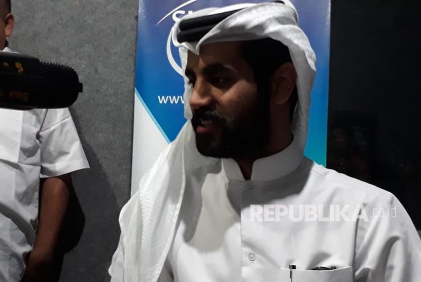 Syeikh Muhammad Thaha Al -Junayd.