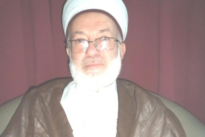 Syekh  Abd an-Nashir Jabiri