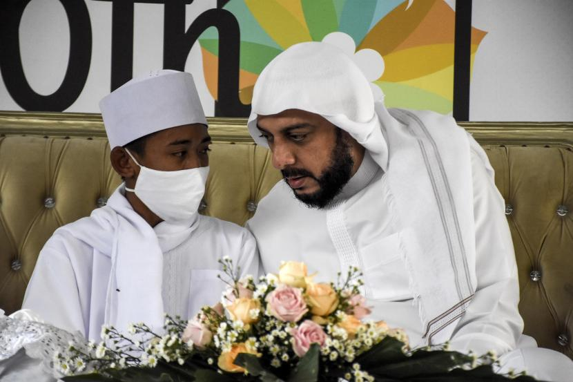 Syekh Ali Jaber Meninggal, Menteri Pertanian Berduka ...