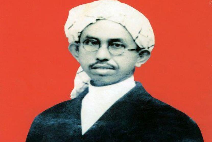 Syekh Musthafa Husein Nasution.