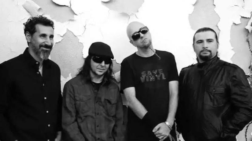 System of A Down tunda konser yang sebelumnya akan digelar 22 Oktober mendatang.