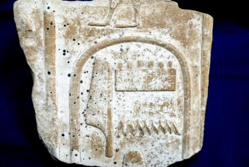 Tablet Hias Pharoah Amenhotep I Mesir