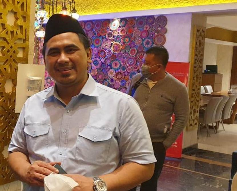 Wakil Gubernur Jawa Tengah (Wagub Jateng), Taj Yasin Maimoen.