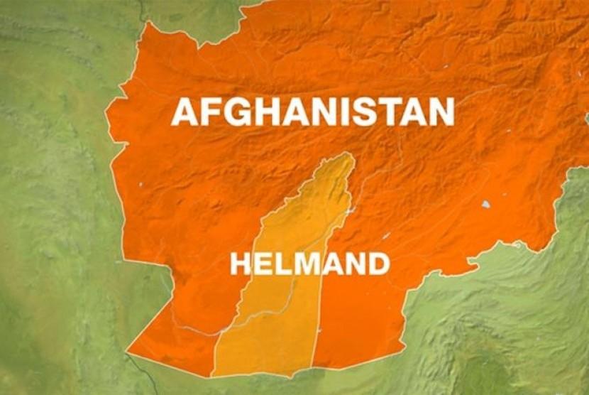 Taliban di Afganistan (ilustrasi).