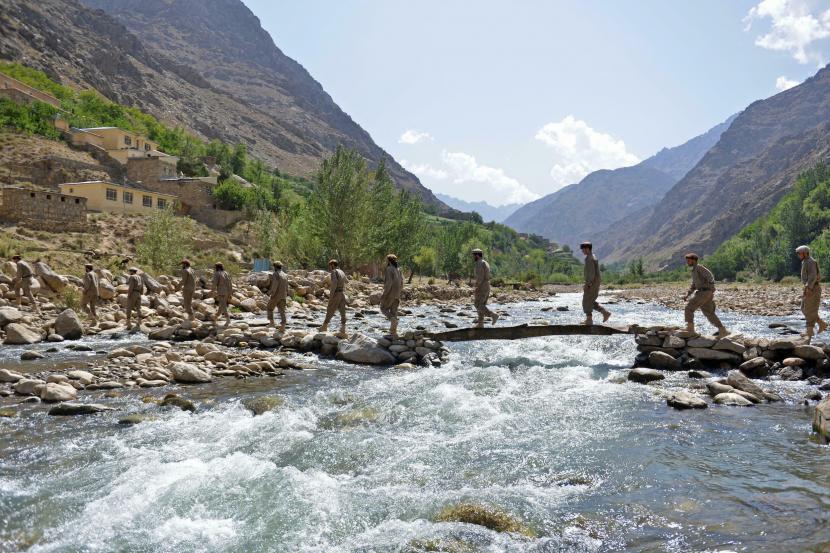Taliban Klaim kuasai lembah Pansjhir. (ilustrasi)
