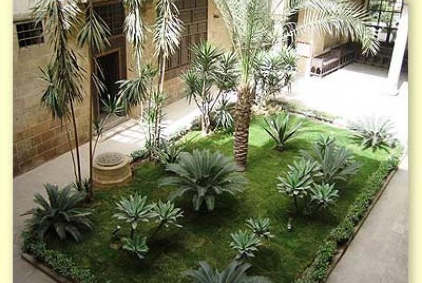 Taman/ilustrasi.  Kota Las Vegas, Amerika Serikat (AS), akan menerapkan kebijakan pelarangan rumput untuk hiasan.