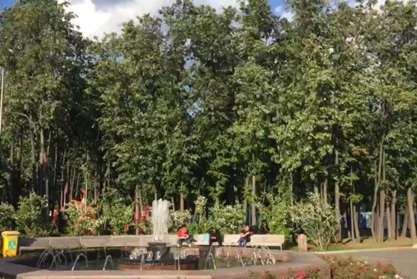 Taman Luzhniki