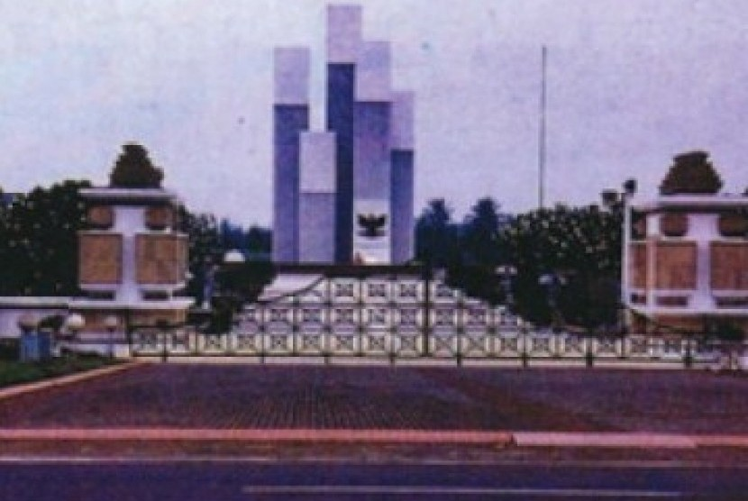 Taman Makam Pahlawan Kalibata.