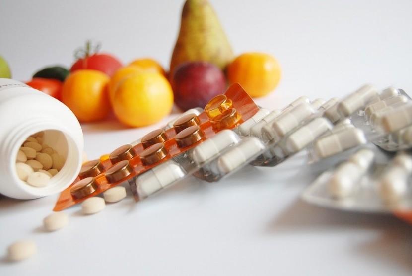 Tambahkan vitamin saat sahur agar puasa bisa tetap bugar.