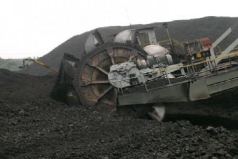 Tambang batu bara Bukit  Asam