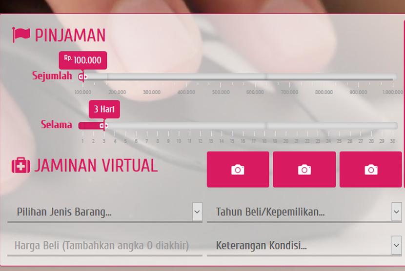 Mahasiswa Indonesia Merilis Situs Layanan Pinjaman Syariah