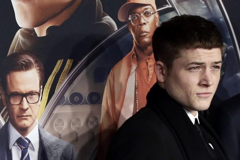 Film Kingsman 2 Akan Bangkitkan Kembali Tokoh Utama Republika Online