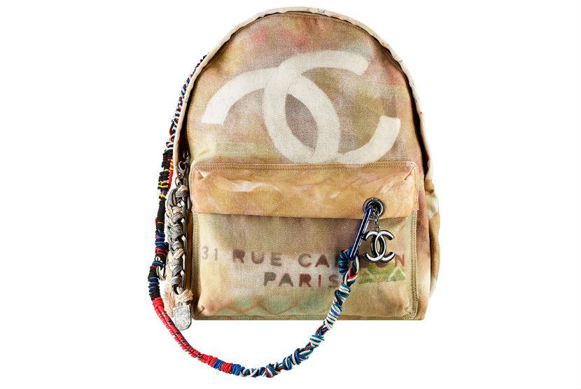 Tas punggung Chanel
