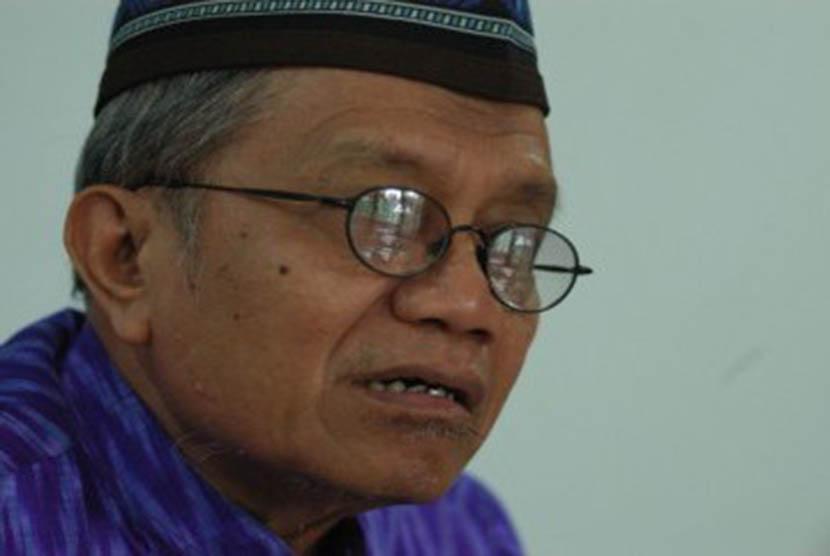 Taufiq Ismail Penulis Sajak Legendaris Bergelar Dokter Hewan Ipb Republika Online