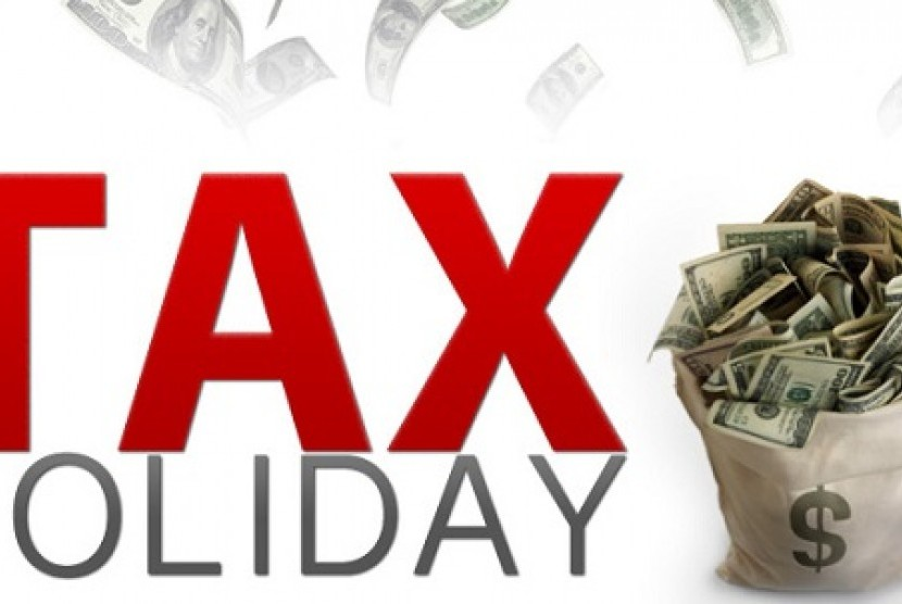 Tax Holiday (Ilustrasi)
