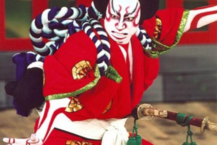 Teater Tradisional Jepang Kabuki Dibuka Kembali