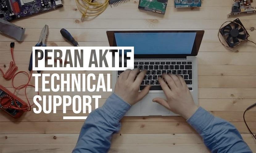 Technical Support (TS) merupakan bagian dari Biro Teknologi Informasi (BTI) di Universitas BSI (Bina Sarana Informatika).