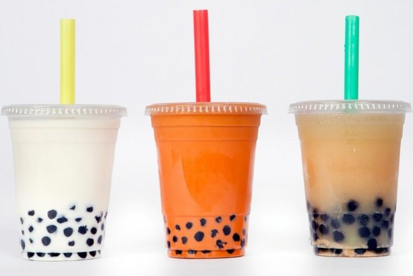 Teh bubble mengandung gula tersembunyi yang bahkan melebihi sekaleng minuman bersoda.