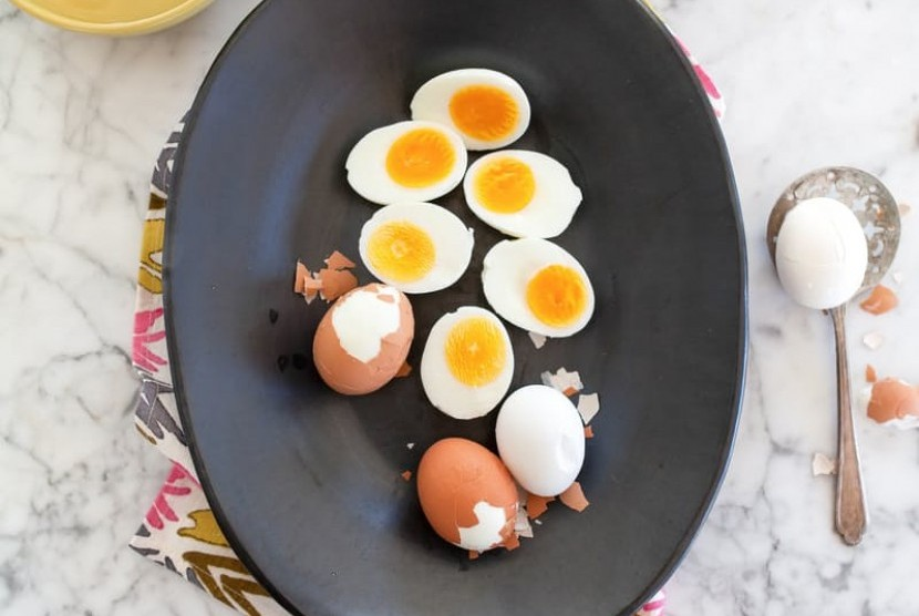 Tertarik Jalani Diet Telur Rebus? Berikut Aturannya | Republika Online