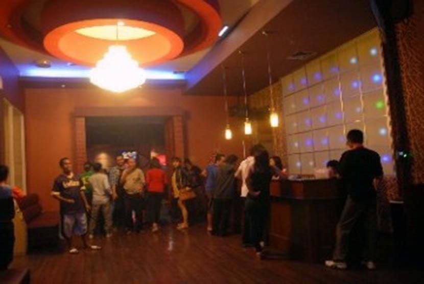 Tempat Hiburan Malam (ilustrasi)