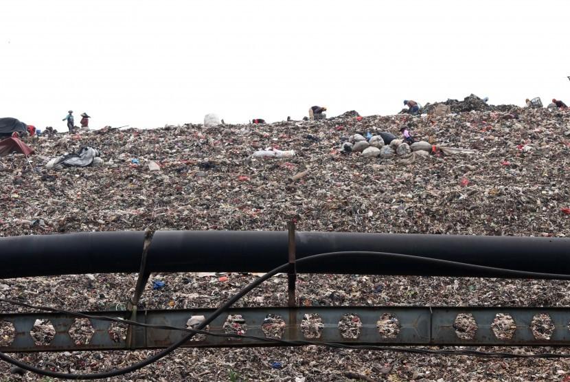 Tempat pembuangan sampah akhir.