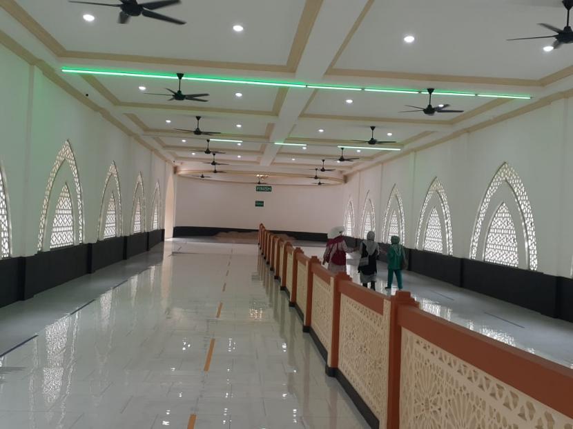Tempat sai untuk manasik haji di Tangerang Selatan