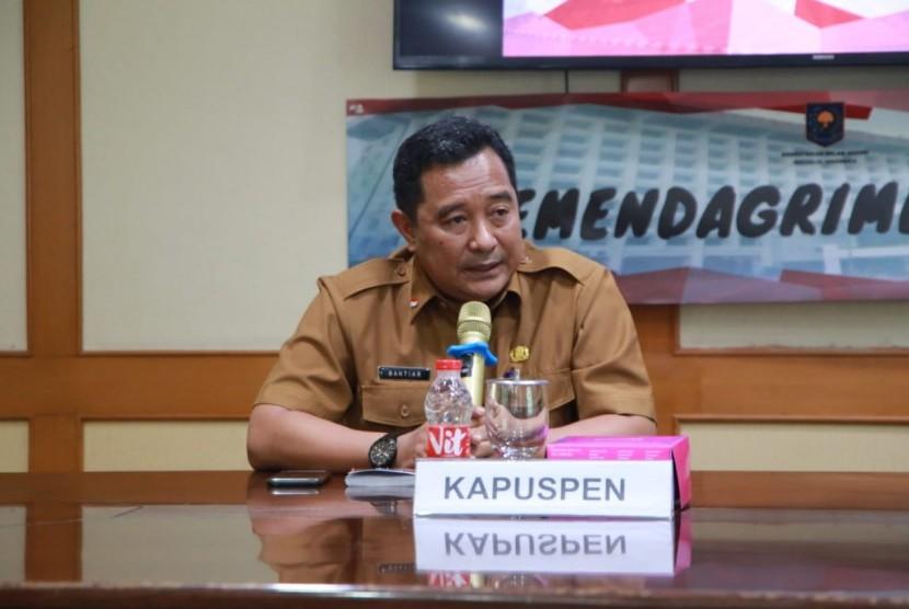 Temu Karya Nasional Gelar Teknologi Tepat guna (TTG) ke XX serta Pekan Inovasi Perkembangan Desa dan Kelurahan Tahun 2018 di Bali