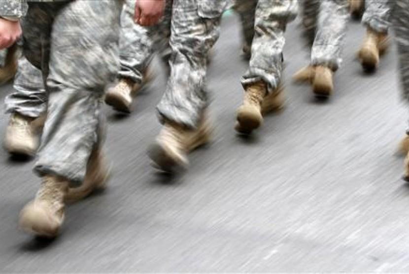 Tentara Amerika Serikat (ilustrasi)