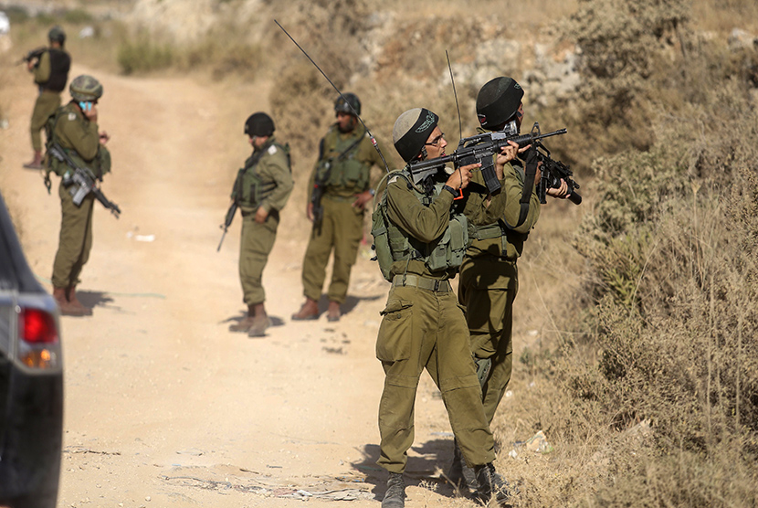 Tentara Israel.