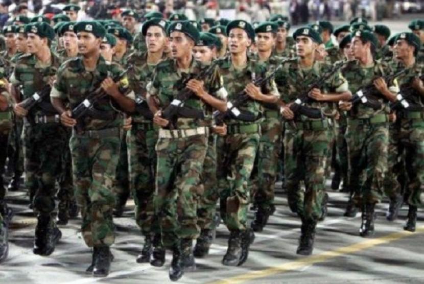 Tentara Libya (Ilustrasi)