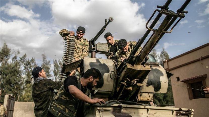 Tentara Libya