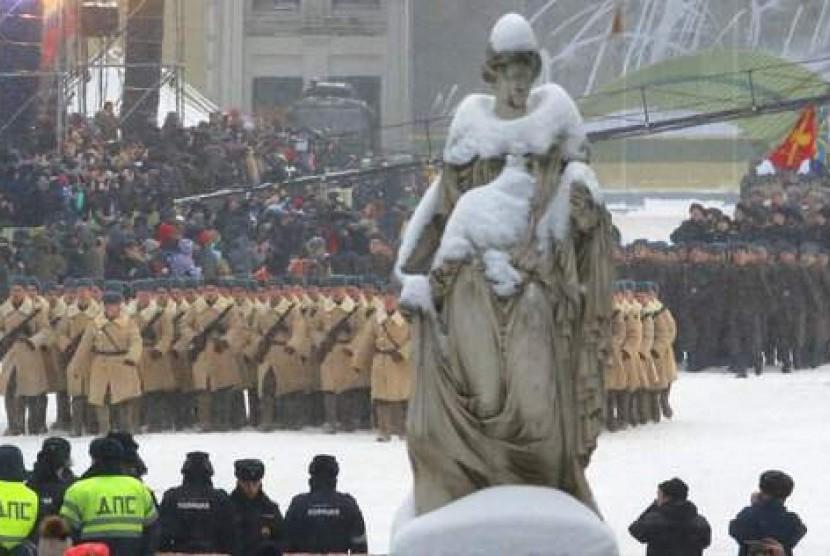 Tentara Rusia (ilustrasi)