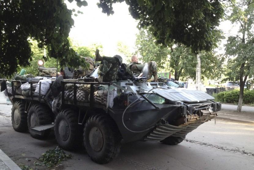 tentara ukraina