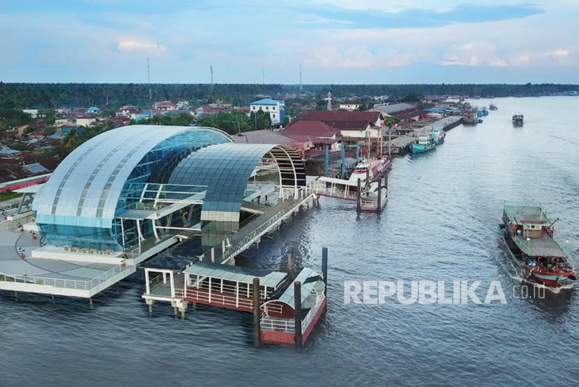 Modernisasi Pelabuhan Tanjung Balai Asahan Sudah 100 Persen Republika Online Mobile