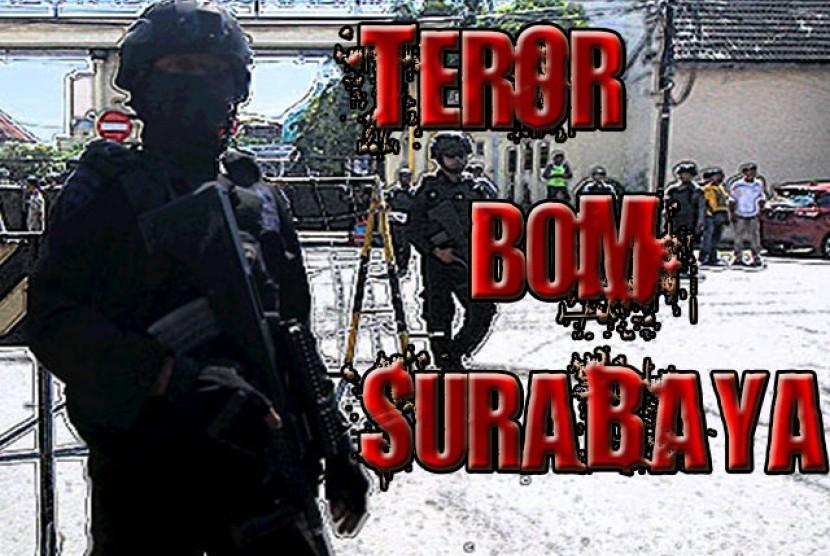 Teror Bom (ilustrasi)