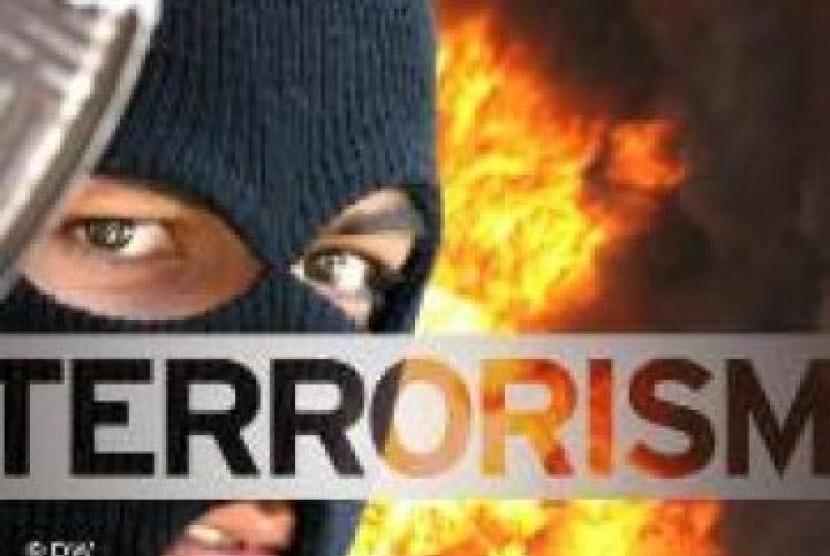 Teroris (ilustrasi)
