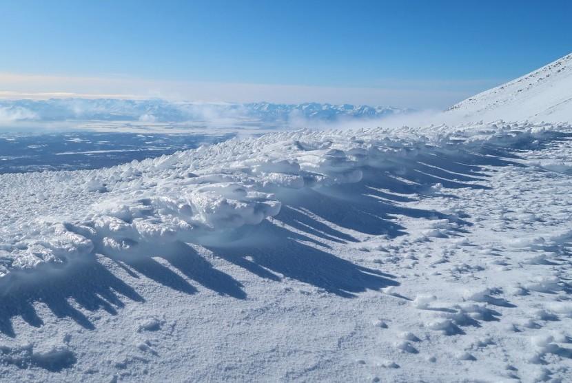 Terpapar udara dingin bisa menyebabkan hipotermia.