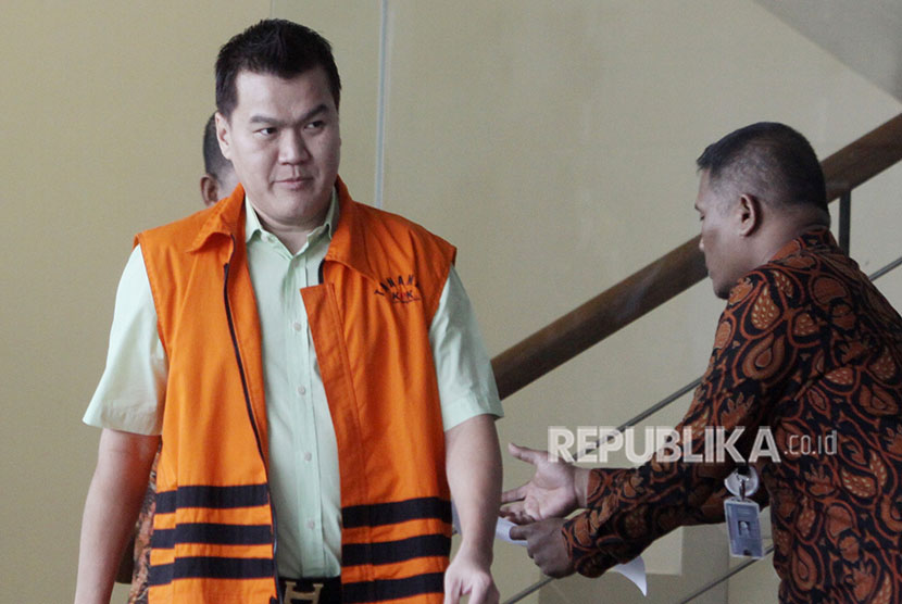 Convict in e-ID card graft case Andi Narogong