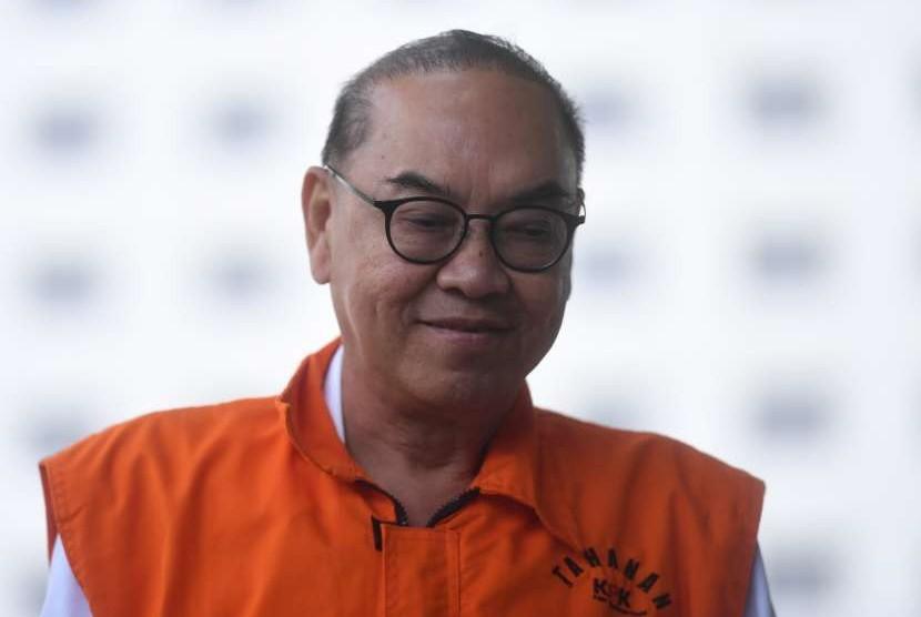 Suspect of bribe giver in Riau-1 coal-fired power plant construction project bribery case, Johannes Budisutrisno Kotjo