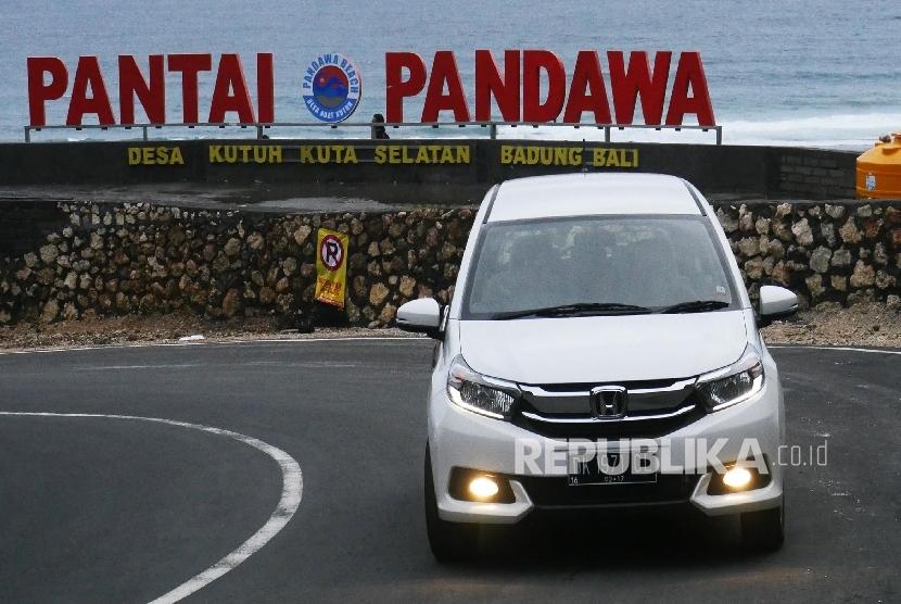 Test Drive New Honda Mobilio di Bali, Rabu (1/2)