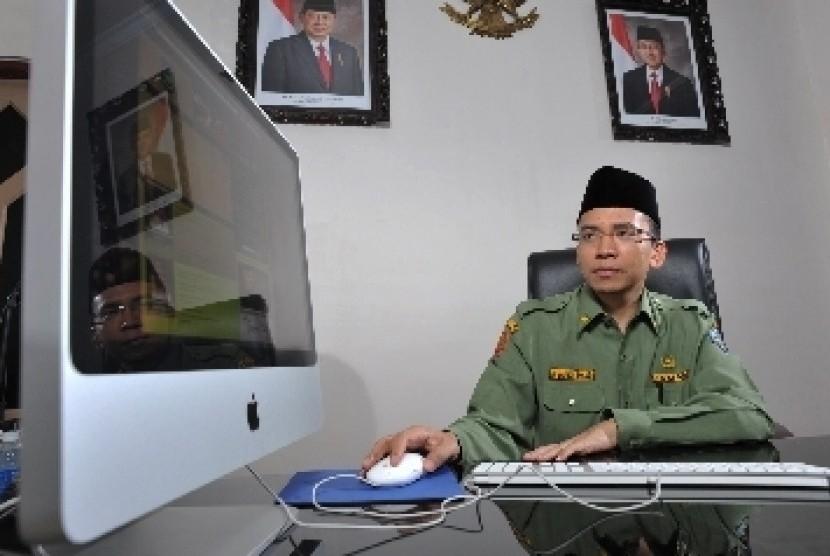 TGH Muhammad Zainul Majdi