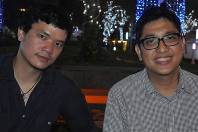 The Mo Brothers. Kimo Stamboel (kanan) dan Timo Tjahjanto (kiri).