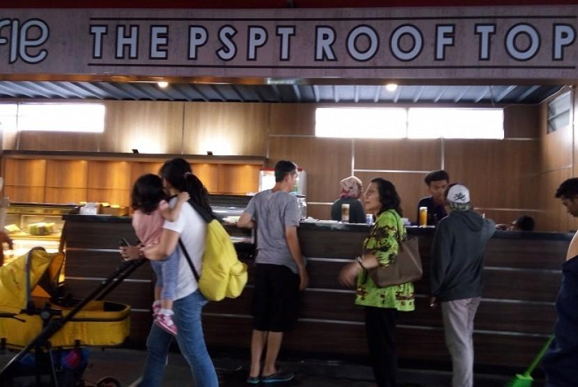 The Pspt Rooftop Pusat Kuliner Dan Fashion Baru Di Tebet