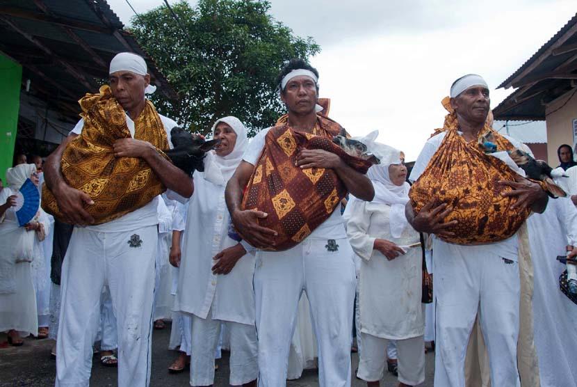 Tradisi Abda'u, Budaya Masyarakat Ambon Sambut Idul Adha | Republika Online