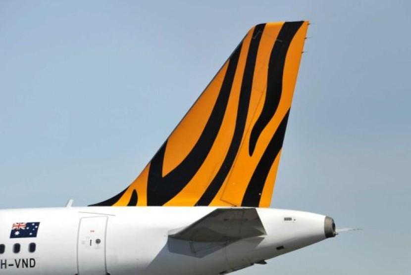 Tigerair tidak akan terbang lagi dari Australia ke Bali.